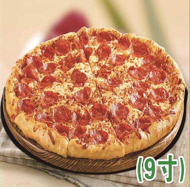 香肠辣味披萨
