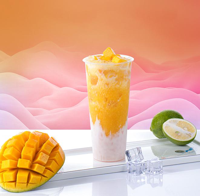 芒果酸奶酪
